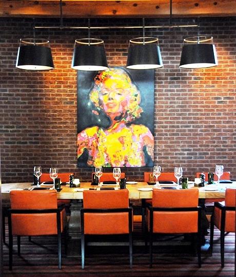 TRIO private dining
