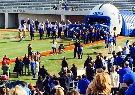 Tuscarora Huskies State Championship Game