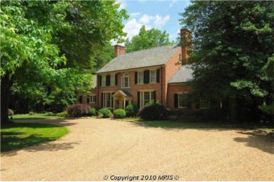 Top 10 Most Expensive Homes Sold in Loudoun County 2010