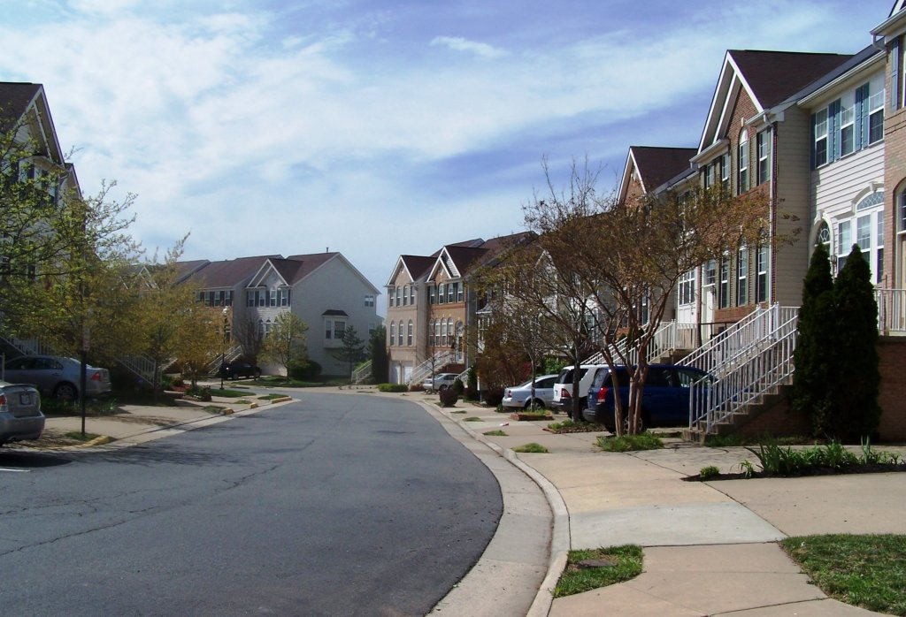 Ashburn townhomes
