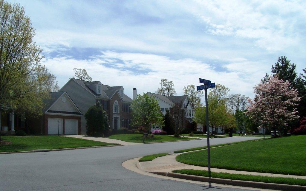 Ashburn homes