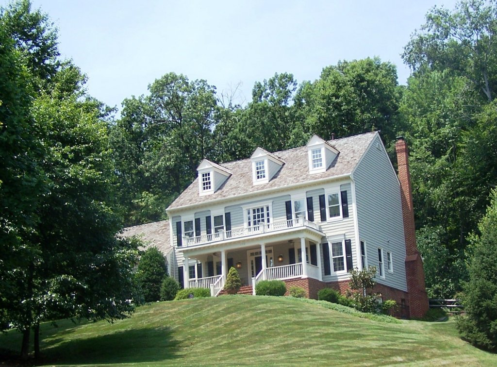 Woodlea Hills home