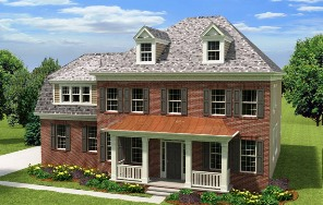 Augusta Model 3458 -  5634 Square feet Starting at $689,900